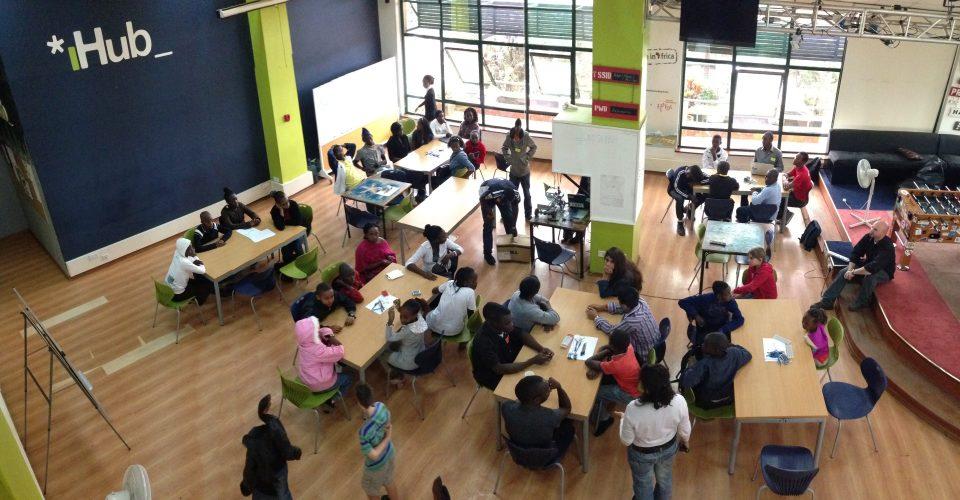 iHub, Nairobi – Kenya